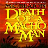 Death of a Macho Man, M. C. Beaton, 0892965312