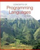 Concepts of Programming Languages, Sebesta, Robert W., 0131395319