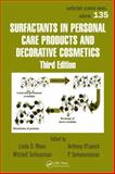 Surfactants in Personal Care Products and Decorative Cosmetics, , 1574445316