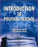 Introduction to Political Science, Moten, Abdul Rashid and Islam, Syed Serajul, 981254531X
