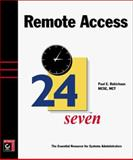 Remote Access, Robichaux, Paul, 078212531X