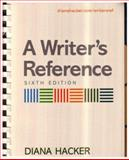 Writer's Reference 6e and MLA Quick Reference Card, Hacker, Diana and Fister, Barbara, 0312465319