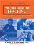 Introduction to Teaching : A Handbook for Primary and Secondary School Teachers, , 0415335310