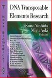 DNA Transposable Elements Research, Kaito Yoshida, 1604565314