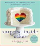 Surprise-Inside Cakes, Amanda Rettke, 006219531X