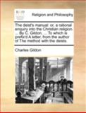 The Deist's Manual, Charles Gildon, 1140755315