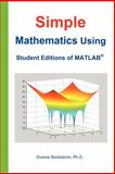 Simple Mathematics Using Student Edition, Backstrom, Gunnar, 9197555312