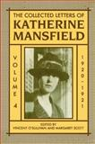 The Collected Letters of Katherine Mansfield, 1920-1921 Vol. 4, Katherine Mansfield, 0198185324