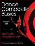 Dance Composition Basics, Pamela Anderson Sofras, 0736055320
