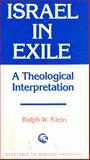 Israel in Exile, Ralph W. Klein, 0800615328