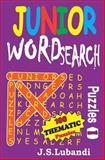 Junior Word Search Puzzles, J. Lubandi, 1494845326