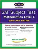 SAT Subject Tests, Kaplan Publishing Staff, 0743265327