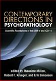 Contemporary Directions in Psychopathology 9781606235324