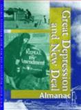 Great Depression and New Deal Reference Library, Gale Research Staff, 0787665320