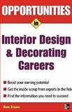 Interior Design and Decorating Careers, Stearns, David, 0071545328