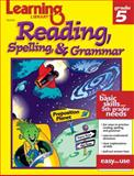 Learning Library-Reading, Spelling and Grammar, The Mailbox Books Staff, 156234532X