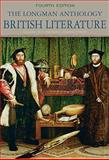 The Longman Anthology of British Literature, Volume 1B : The Early Modern Period, Damrosch, David and Carroll, Clare, 0205655327