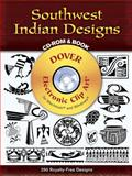 Southwest Indian Designs, Dover Staff, 0486995321