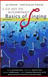 2 Cd Set-Basics of Singing, Schmidt, Jan and Counsell Schmidt, Heidi, 0495115320