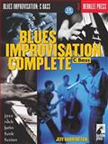 Blues Improvisation Complete, Jeff Harrington, 063401532X