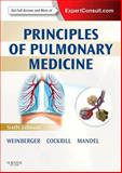 Principles of Pulmonary Medicine, Weinberger, Steven E. and Cockrill, Barbara A., 1455725323