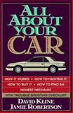 All about Your Car, David Kline and Jamie Robertson, 0931625327