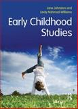 Early Childhood Studies, Lindy Nahmad-Williams and Jane Johnston, 140583532X