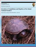 Inventory of Amphibians and Reptiles at Fire Island National Seashore, Robert Cook, 1492105325