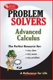Advanced Calculus, Research & Education Association Editors, 0878915338