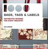 1,000 Bags, Tags, and Labels, Kiki Eldridge, 159253533X