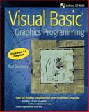 Visual Basic Graphics Programming, Rod Stephens, 0471155330