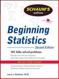 Beginning Statistics, Stephens, Larry J., 0071635335