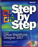 Microsoft Office SharePoint Designer 2007 Step by Step, Coventry, Penelope, 0735625336