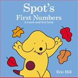 Spot's First Numbers, Eric Hill, 0399255338