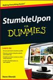 StumbleUpon for Dummies, Olenski, Steve and Robinson, Nick, 1118505336