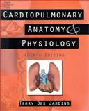Cardiopulmonary Anatomy and Physiology, Des Jardins, Terry, 0766825337