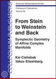 From Stein to Weinstein and Back, Kai Cieliebak and Yakov Eliashberg, 0821885332