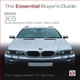 BMW X5, Tim Saunders, 1845845331