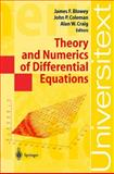 Theory and Numerics of Differential Equations : Durham 2000, Blowey, James F. and Coleman, John P., 3642075339