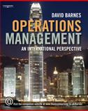 Operations Management : An International Perspective, Barnes, David, 1844805344