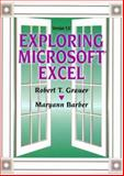 Exploring Microsoft Excel for Windows, Grauer, Robert T. and Barber, Maryann, 0130795348