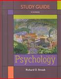 Psychology Study Guide, Myers, David G. and Straub, Richard O., 1429225343
