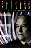 Opus Posthumous, Wallace Stevens, 0679725342