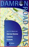 Damron Road Atlas, Gina M. Gatta, 0929435346