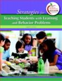 Strategies for Teaching Students with Learning and Behavior Problems Plus MyEducationLab with Pearson EText, Vaughn, Sharon R. and Bos, Candace S., 0132995344
