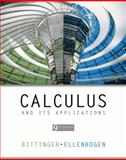 Calculus and Its Applications, Bittinger, Marvin L. and Ellenbogen, David J., 0321395344