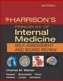 Harrison's Principles of Internal Medicine Board Review, Kasper, Dennis and Braunwald, Eugene, 0071435344