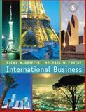International Business, Ricky W. Griffin and Michael W. Pustay, 0131995340