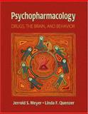 Psychopharmacology, Meyer, Jerrold S. and Quenzer, Linda F., 0878935347
