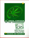 16th Annual Symposium of the International Cannabinoid Research Society,, 0965805344